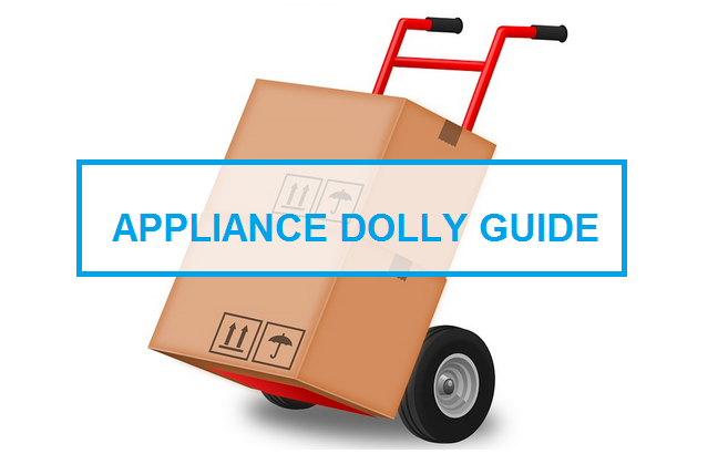 Appliance dolly guide